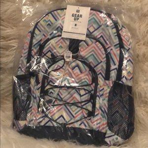NWT Pottery Barn Teen Backpack
